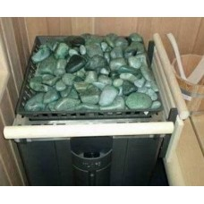 Жадеит, шлифованный (20 кг), Saunapro
