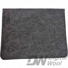 """Чехол для ноутбука Digital Wool Case 13"""" (DW 13-01) с черной резинкой"""