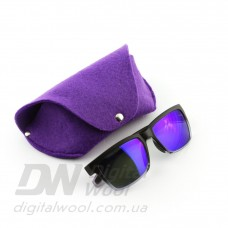 Чехлы для очков,войлок,очки,войлочные изделия