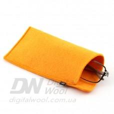 Чехол для очков Digital Wool (Color) оранжевый