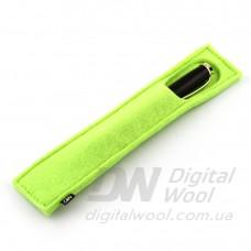 Чехол для карандашей Digital Wool 2 (Color) салатовый