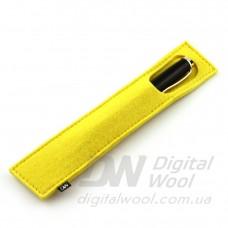 Чехол для карандашей Digital Wool 2 (Color) желтый