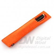 Чехол для карандашей Digital Wool 2 (Color) оранжевый