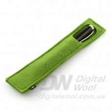 Чехол для карандашей Digital Wool 2 (Color) зеленый