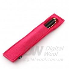 Чехол для карандашей Digital Wool 2 (Color) розовый