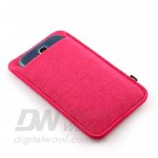 Чехол для телефона Digital Wool (Color) розовый