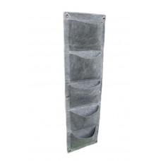 Система вертикального озеленения тип 5 (5 карманов 1*5), Gozon