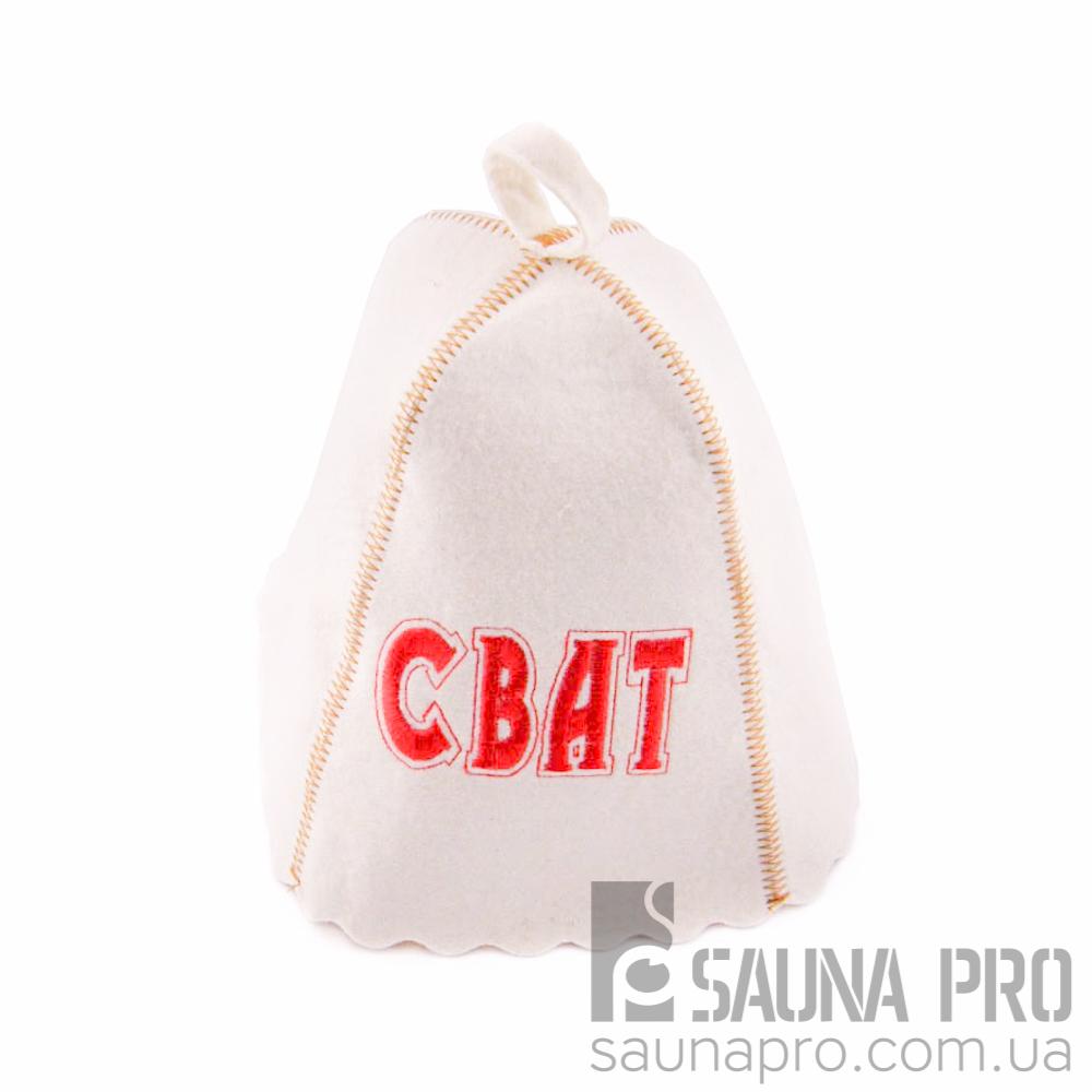 Подарок шапка для бани поздравления