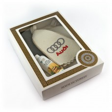 Подарочный набор для сауны №6 Audi, для него, Saunapro