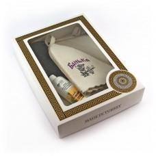 Подарочный набор для сауны №6 Банька, для него, Saunapro