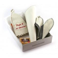 Подарочный набор для сауны №1 Разве я не прелесть, для нее, Saunapro