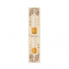 Часы песочные часы (открытая колба) 3, Saunapro