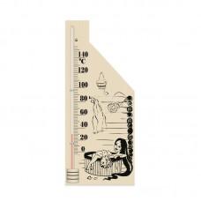 Термометр для определения температуры в сауне, Saunapro