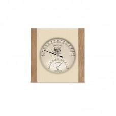 Термогигрометр для бани одинарный 3, Saunapro
