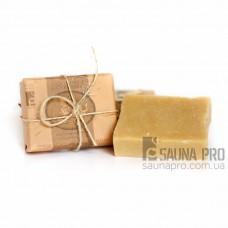 Мыло для бани и сауны медово-миндальное, Saunapro