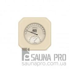 Термогигрометр для бани одинарный 1, Saunapro