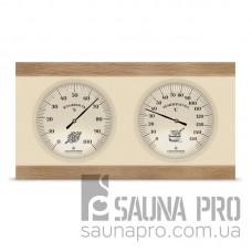 Термогигрометр для бани двойной 4, Saunapro