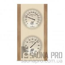 Термогигрометр для бани двойной 5, Saunapro