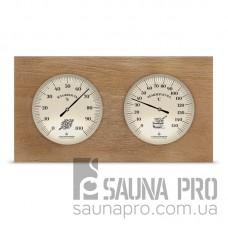 Термогигрометр для бани двойной 7, Saunapro