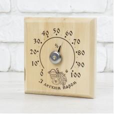 Гигрометр для определения влажности в сауне, Saunapro