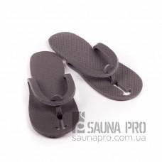 Тапочки для бани и сауны одноразовые, большие, Saunapro