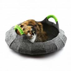 "Корзина-лежак для животных ""Деко"" без подушки, Digitalwool"