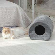 """Домик для животных """"Бочка"""" с подушкой , Digitalwool"""
