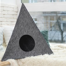 """Домик для животных """"Пирамида"""" с подушкой, Digitalwool"""