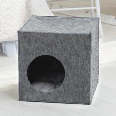"Домик для животных ""Куб"" без подушки, Digitalwool"