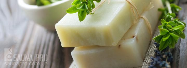 мыло для бани и сауны